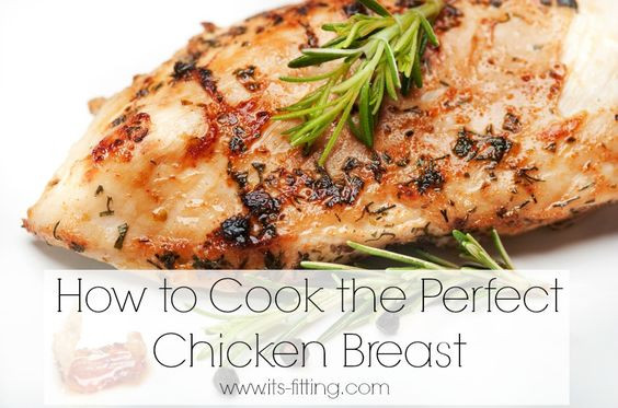What Temperature To Bake Chicken Breasts  Pinterest • The world's catalog of ideas