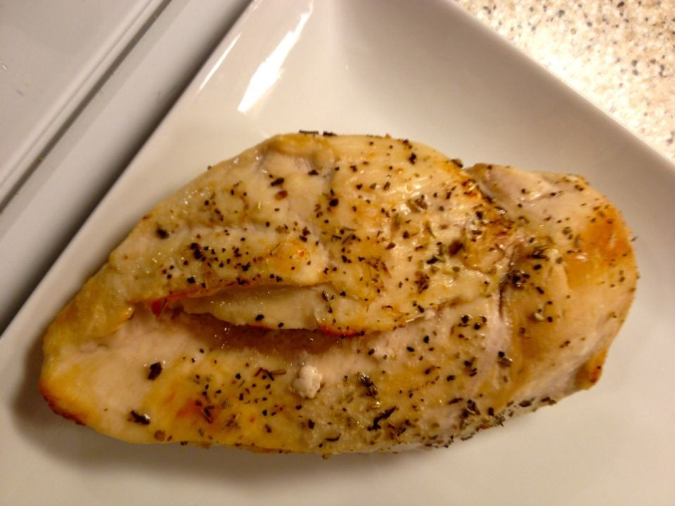 What Temperature To Bake Chicken Breasts  Oven Roasted Chicken Breasts I use this for my frozen