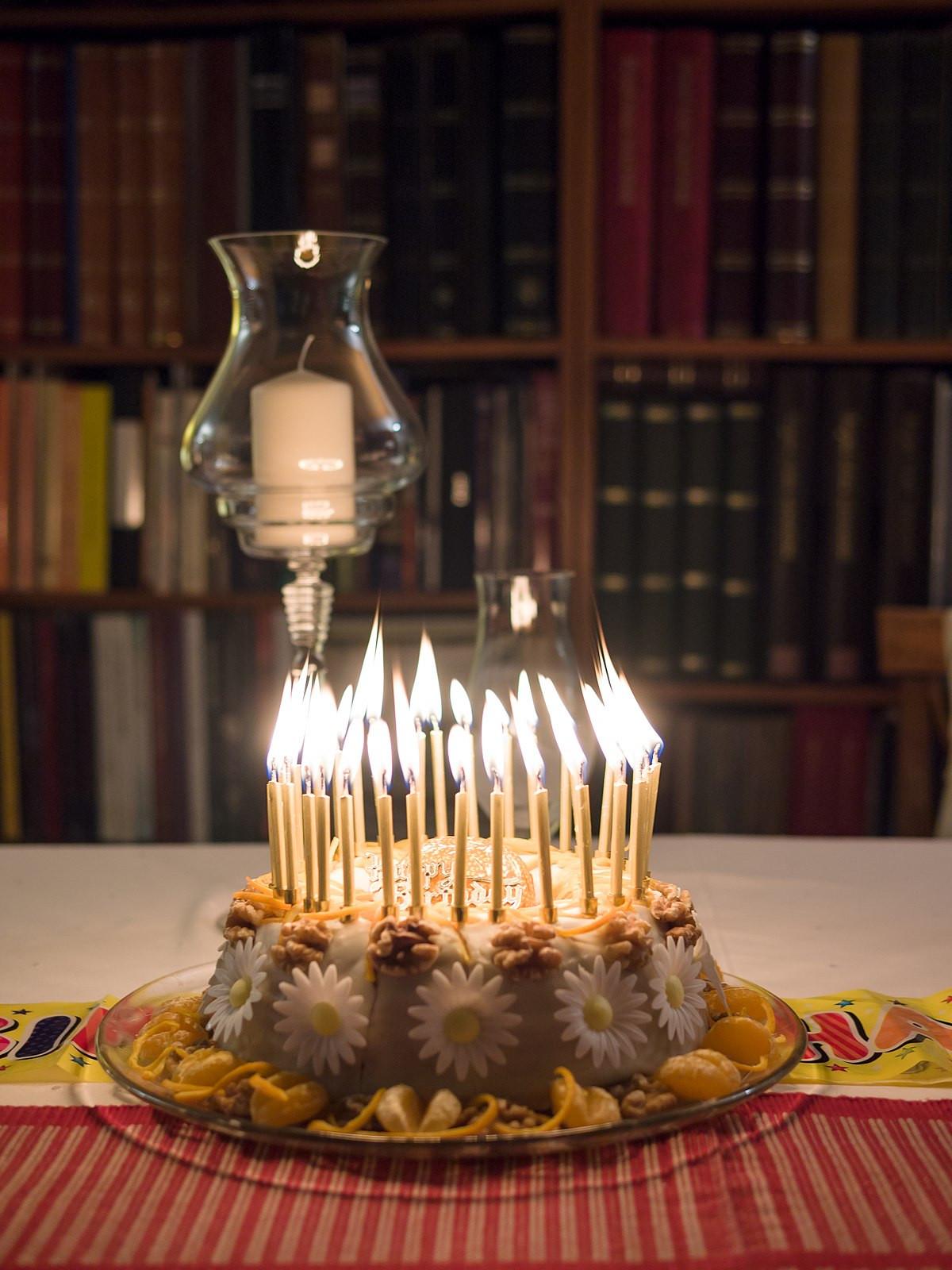 When Did Adding Candles To The Birthday Cake Originated  Birthday cake