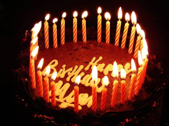 When Did Adding Candles To The Birthday Cake Originated  Happy Birthday Cake With Candles