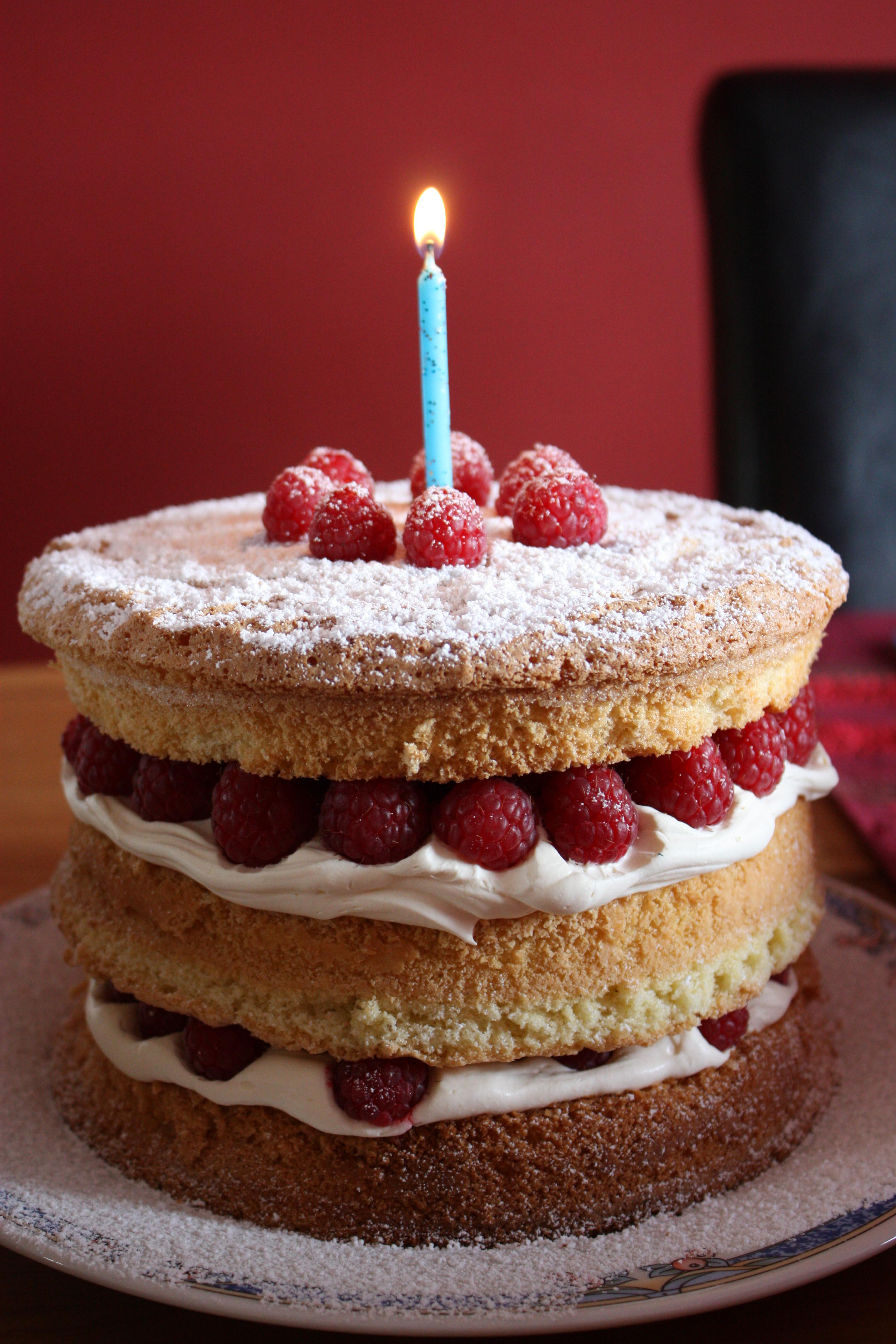 When Did Adding Candles To The Birthday Cake Originated  File Birthday cake Downpatrick April 2010 02 JPG