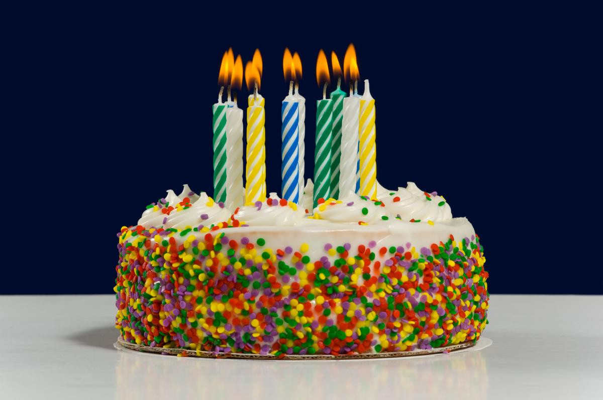 When Did Adding Candles To The Birthday Cake Originated  Deliciously Fantabulous Ideas for a 21st Birthday Cake