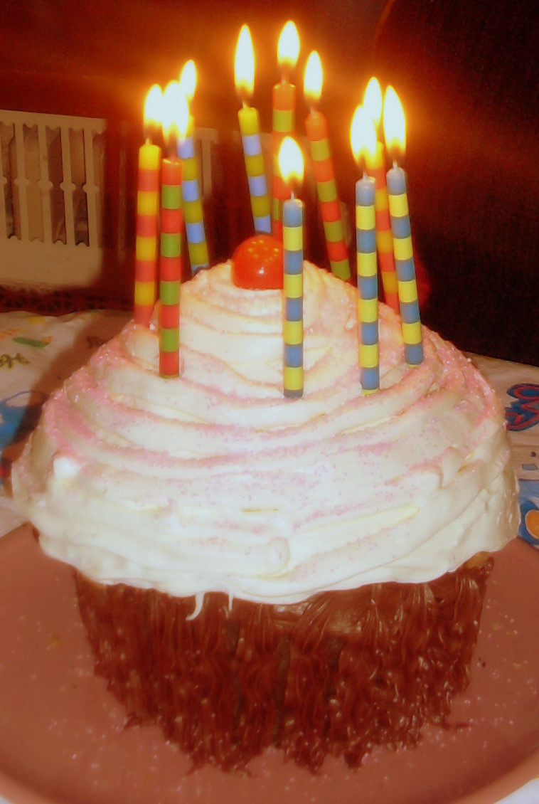 """When Did Adding Candles To The Birthday Cake Originated  artsyBE Happy Birthday to my """"Little Laura"""""""