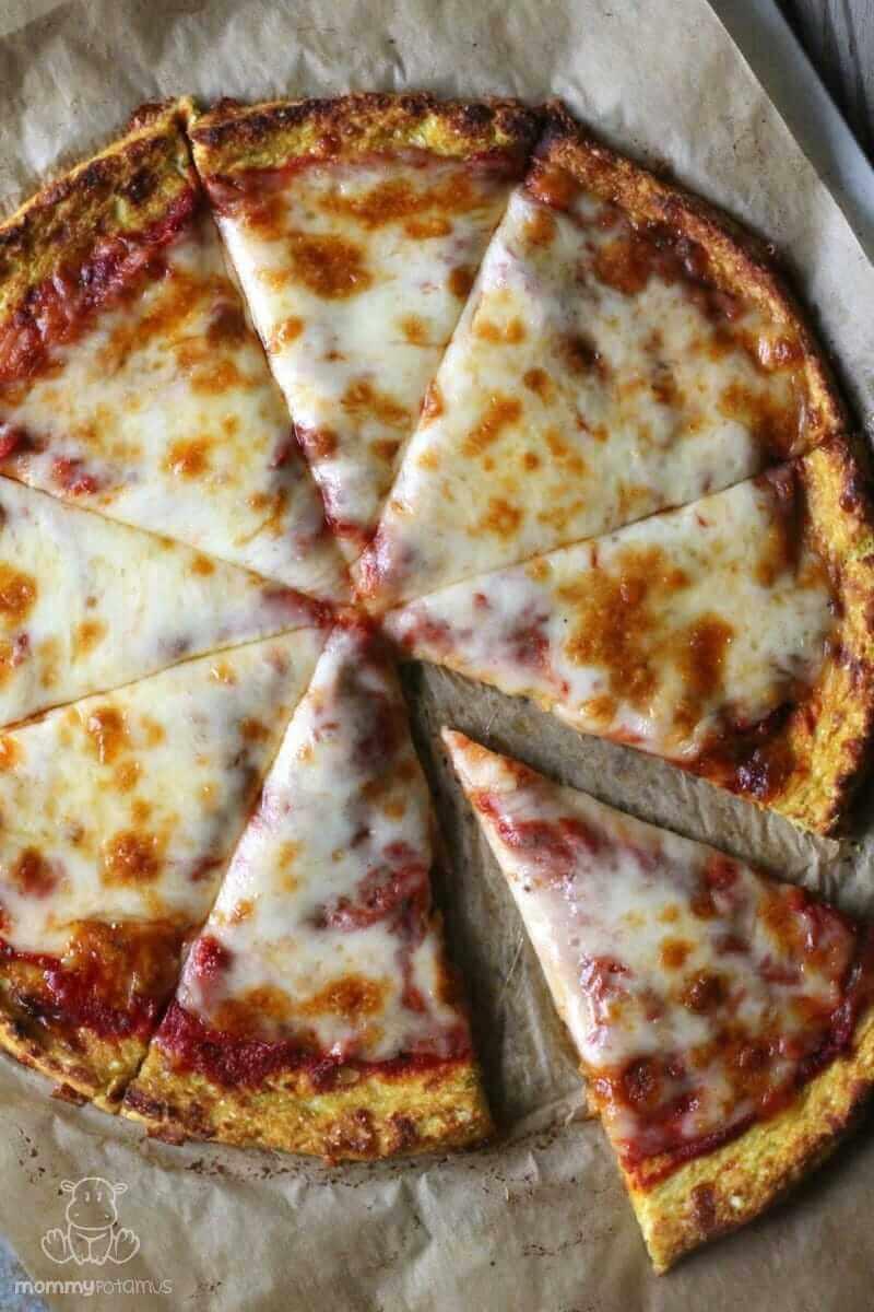 Where To Buy Cauliflower Pizza Crust  Cauliflower Pizza Crust Recipe
