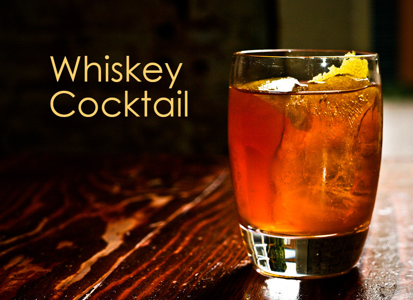 Whiskey Mixed Drinks  Recipes Small Hand Foods Small Hand Foods