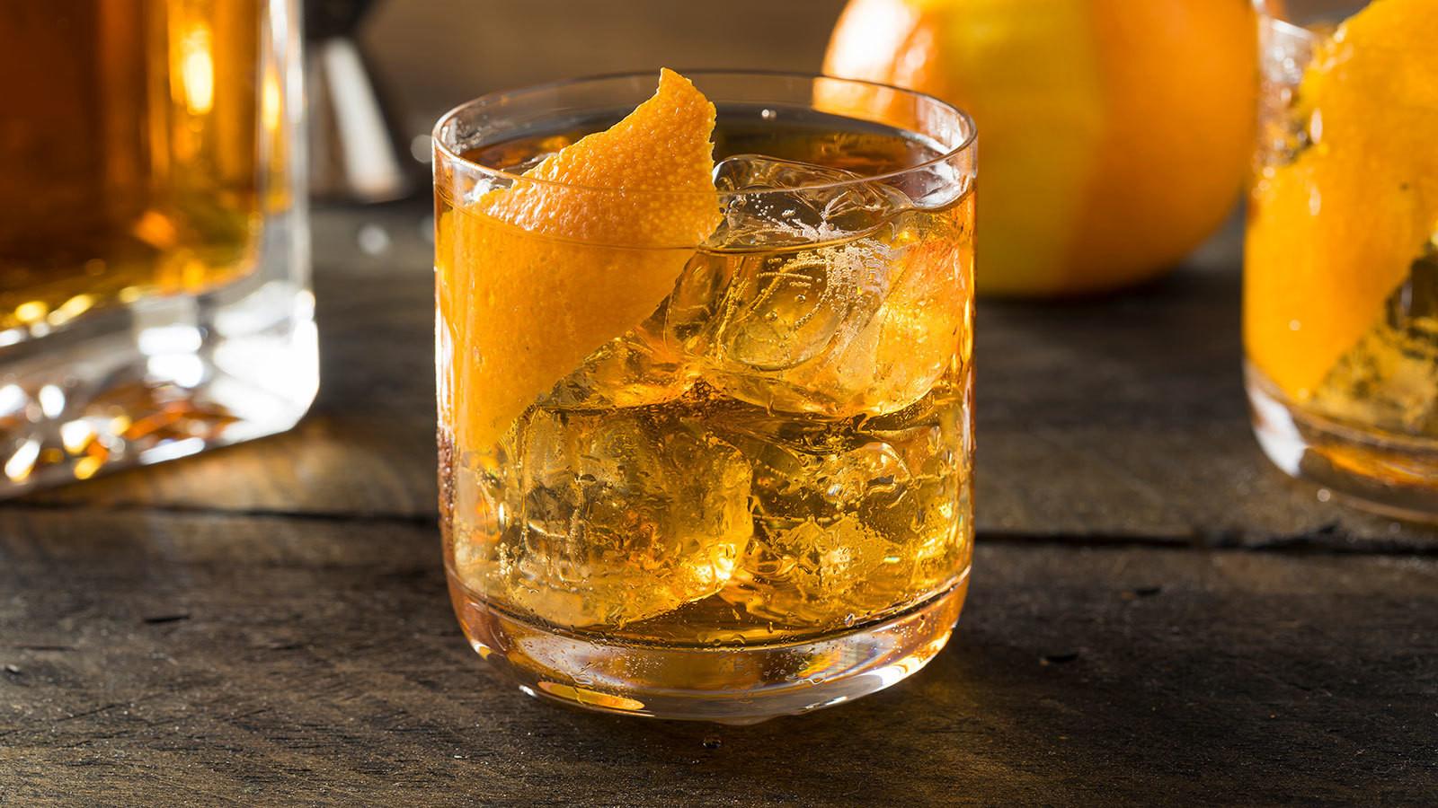 Whiskey Mixed Drinks  Whiskey Cocktails The Manhattan Old Fashioned Sazerac