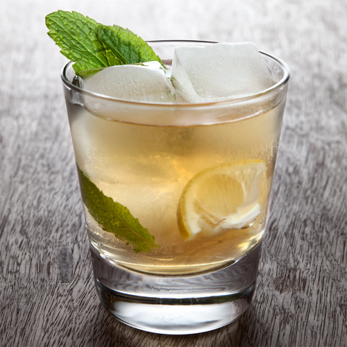 Whiskey Mixed Drinks  Bulleit Rye Smash Cocktail Recipe
