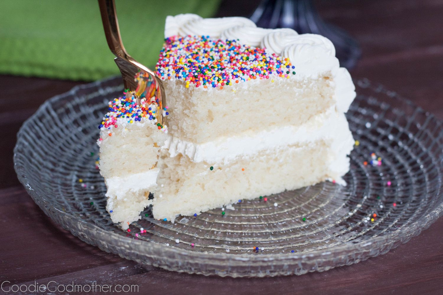 White Cake Recipes  White Cake Recipe FROM SCRATCH Goo Godmother A