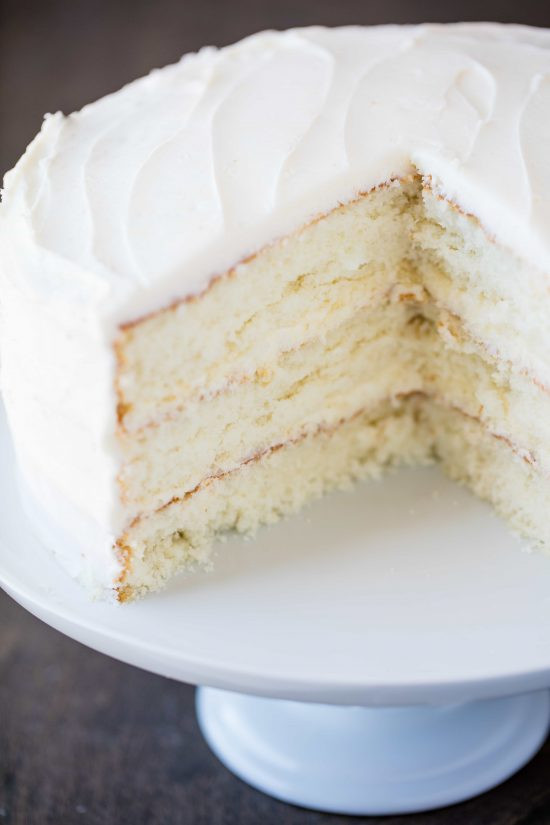 White Cake Recipes  The Most Amazing White Cake