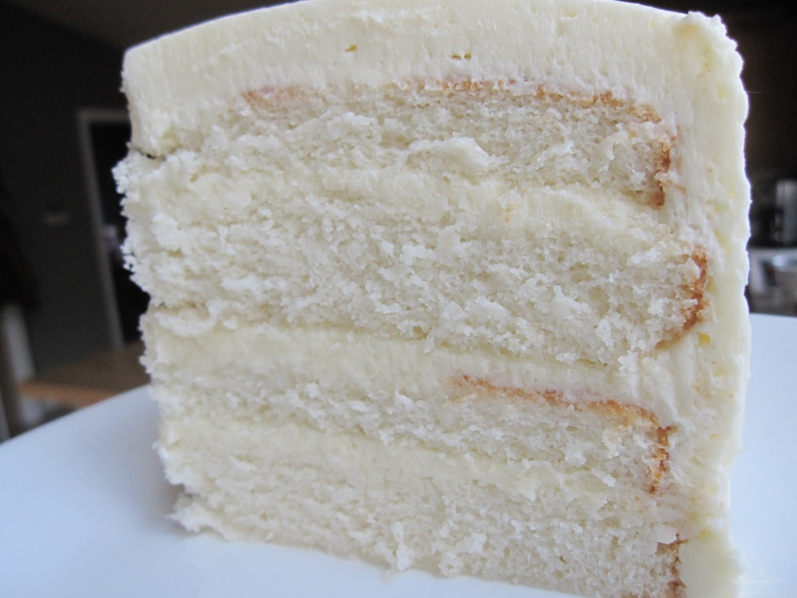 White Cake Recipes  Fanksgiving White Cake
