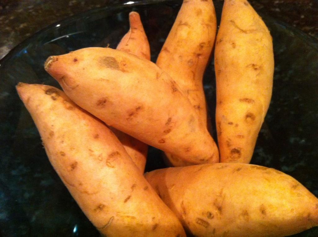 White Sweet Potato  White sweet potato McNack s Kitchen
