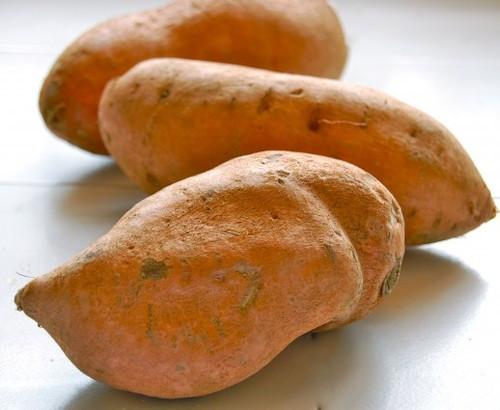 White Sweet Potato  GritGlamour&Greens SWEET POTATO vs WHITE POTATO