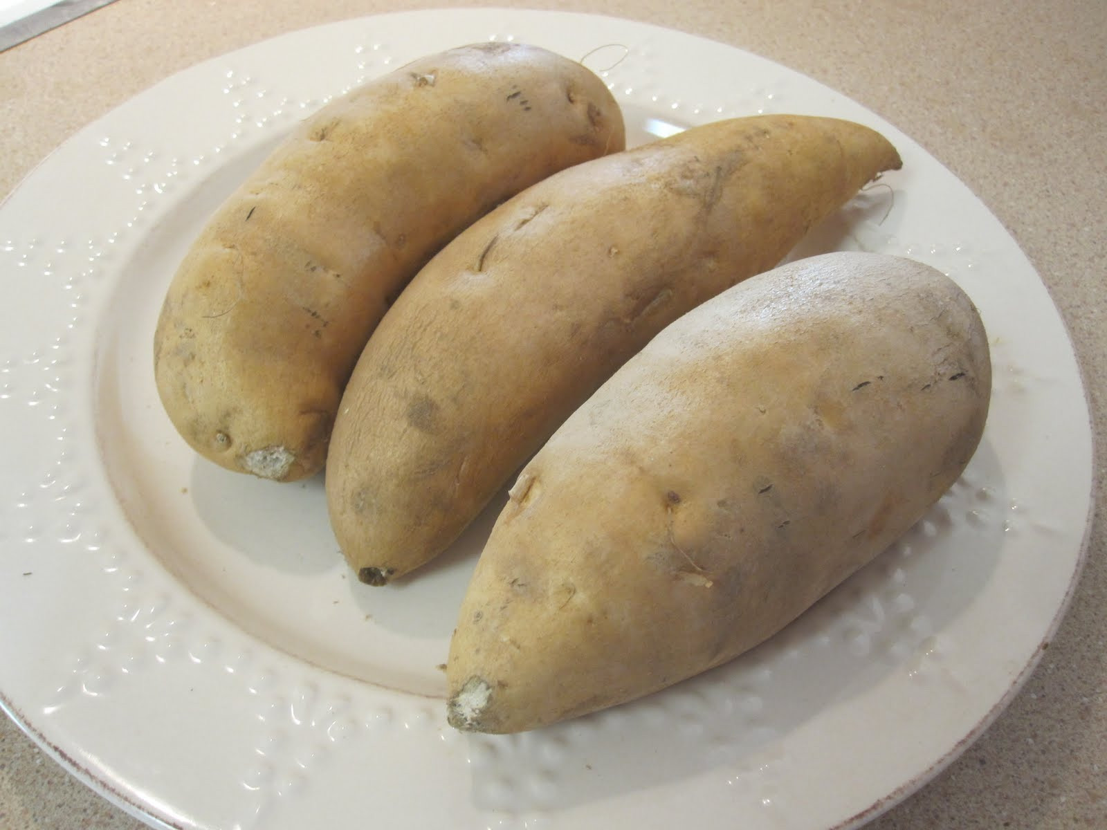 White Sweet Potato  Cannundrums Yams Sweet Potatoes and Cassava