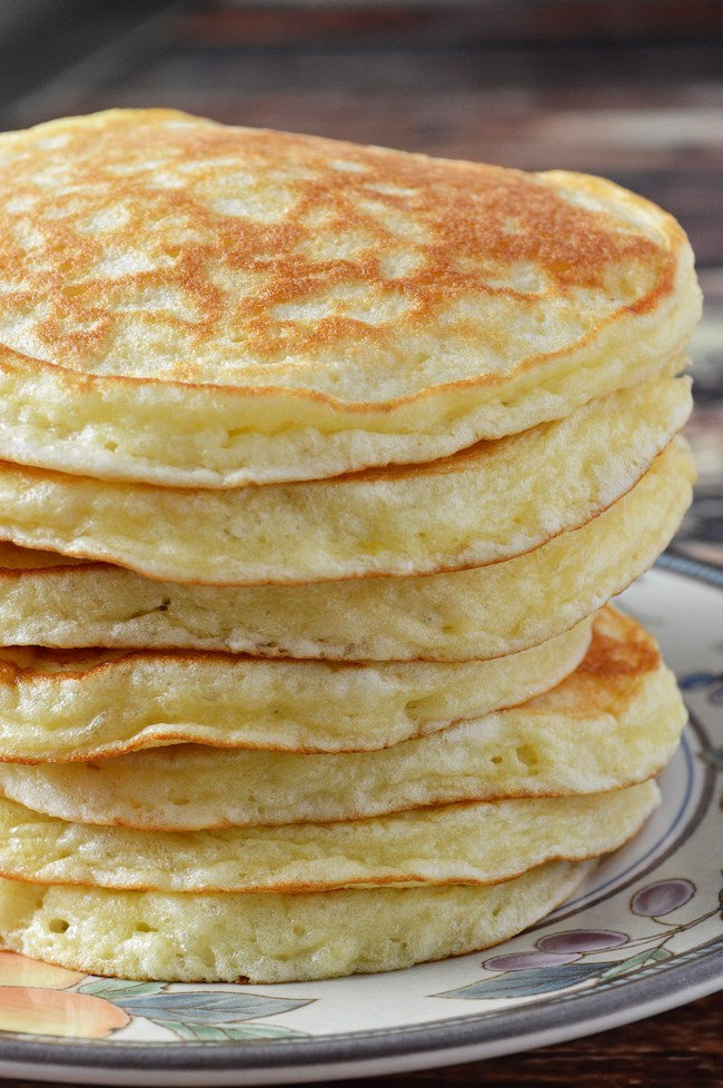 Who Invented Pancakes  Gluten Free Quick and Easy Morning Pancakes Breezy Bakes