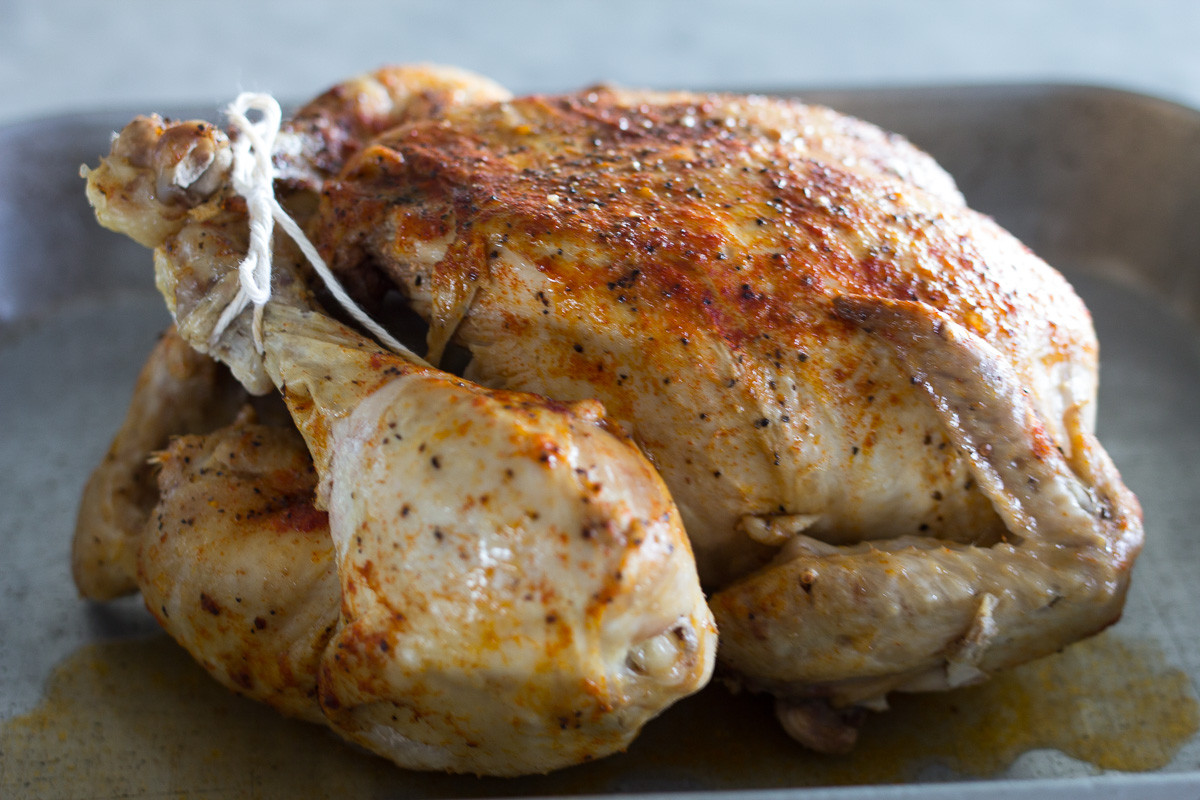 Whole Chicken In Instant Pot  Instant Pot Whole Rotisserie Style Chicken