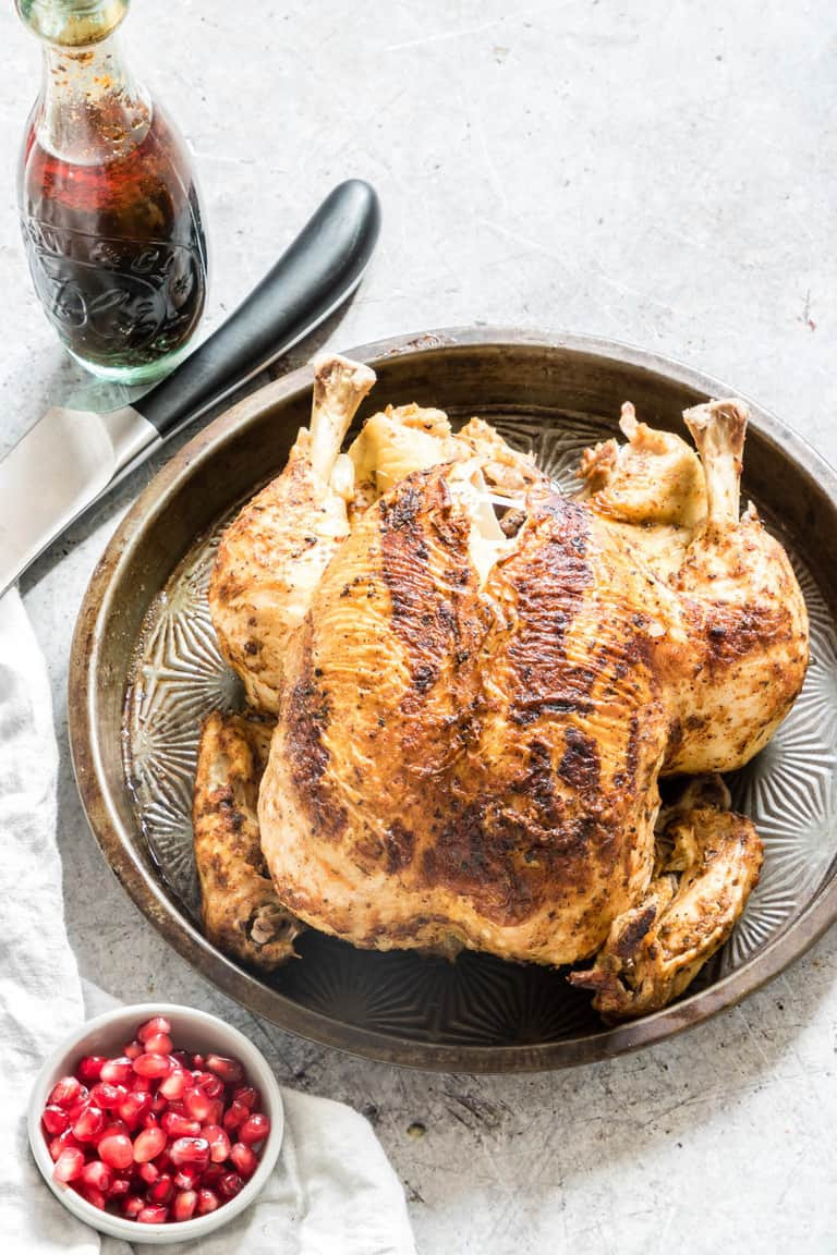 Whole Chicken In Instant Pot  The Easiest Instant Pot Whole Chicken Recipe Tutorial