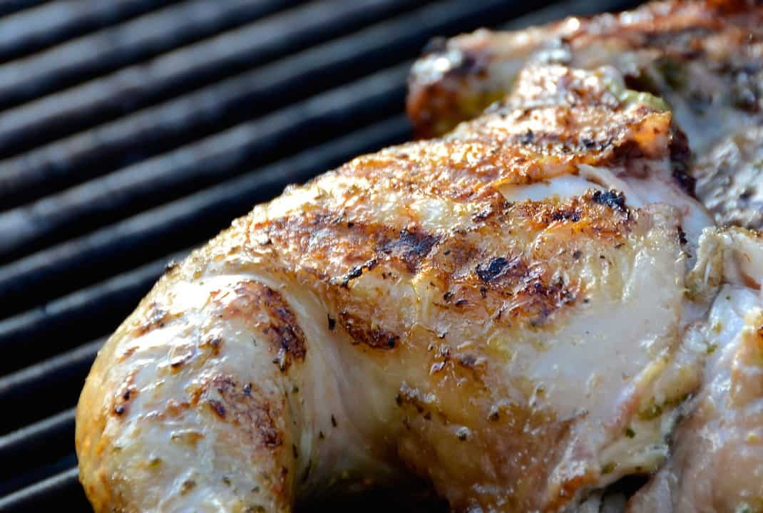 Whole Chicken Marinade  Grilled Whole Marinated Chicken Weekend at the Cottage