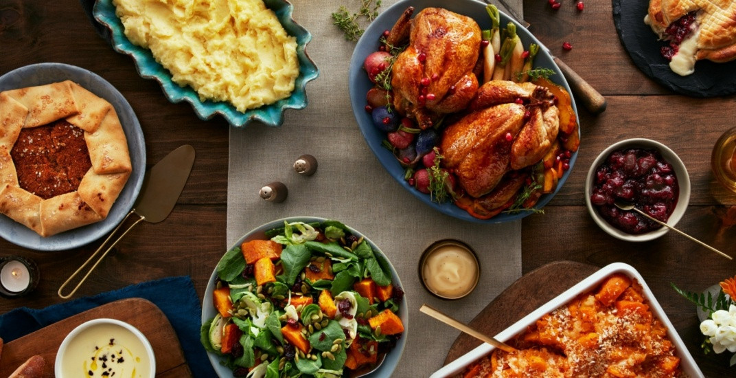 Whole Foods Thanksgiving Dinner 2017  Where to Thanksgiving Dinner to go in Toronto 2017