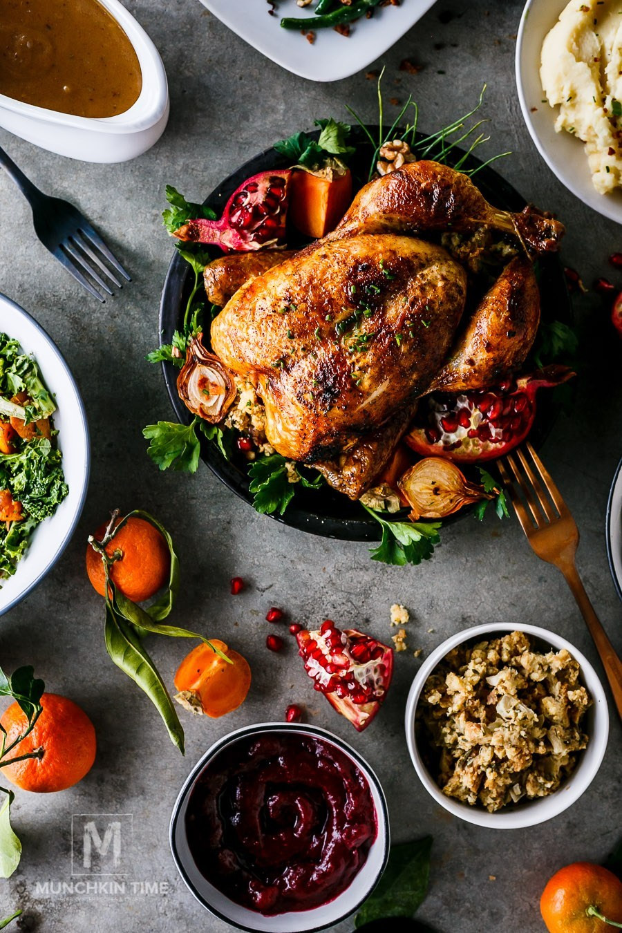Whole Foods Thanksgiving Dinner 2017  7 Thanksgiving Dinner Ideas 2017 Munchkin Time