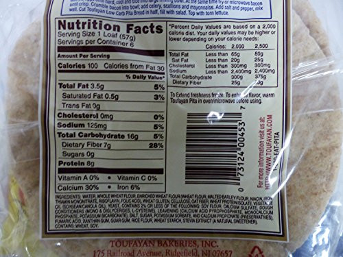 Whole Grain Bread Nutrition Facts  Whole Wheat Pita Bread Nutrition Facts Nutrition Ftempo