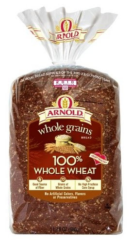 Whole Grain Bread Nutrition Facts  Arnold 100 Whole Wheat Bread Nutrition Facts – Besto Blog