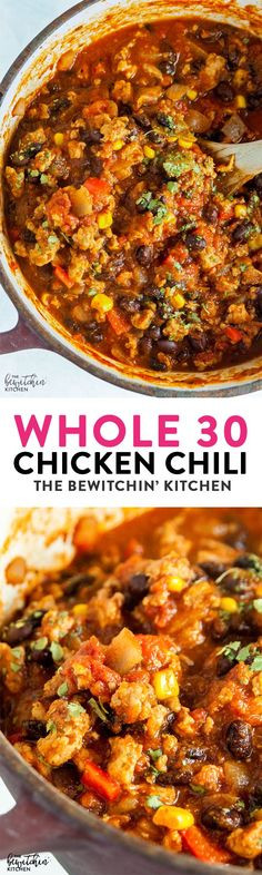 Whole30 Chicken Recipes  1000 images about Whole30 Recipe Ideas on Pinterest