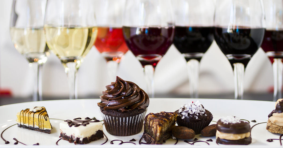 Wine And Dessert  5 Decadent Sweet Wine & Dessert Pairings