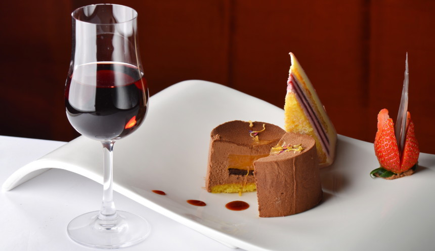Wine And Dessert  La Dolce Vita Saving the Best for Last Left Magazine