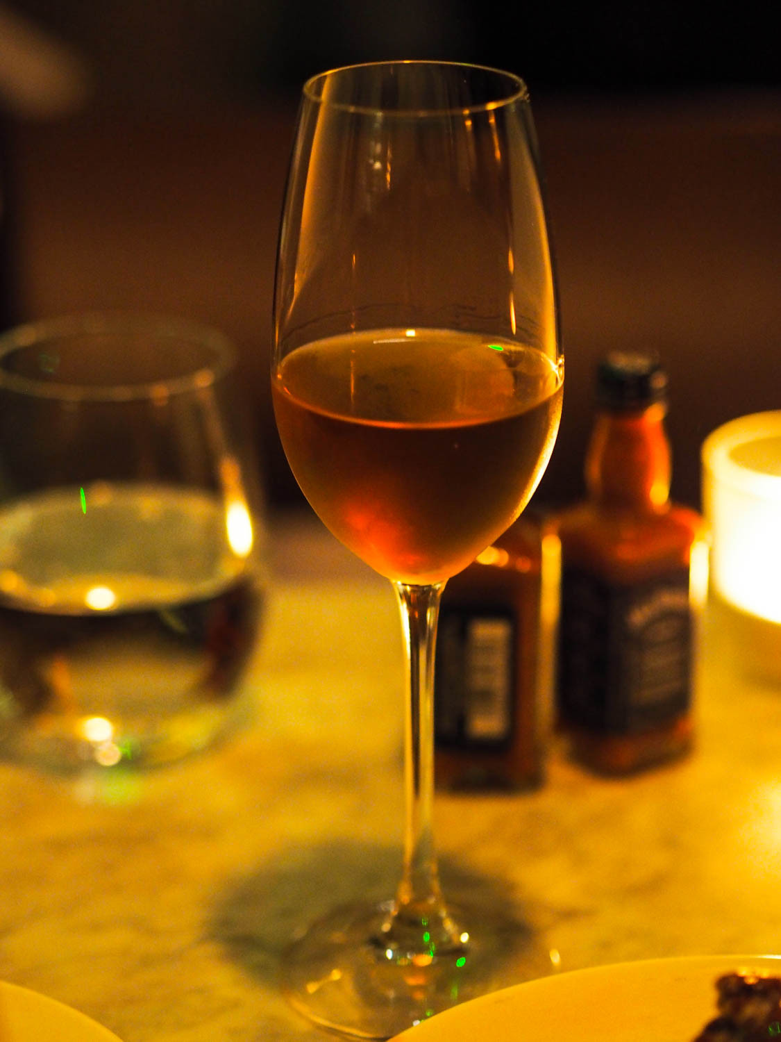 Wine And Dessert  The Eve of Beef Supper Club at Maze Grill Royal Hospital
