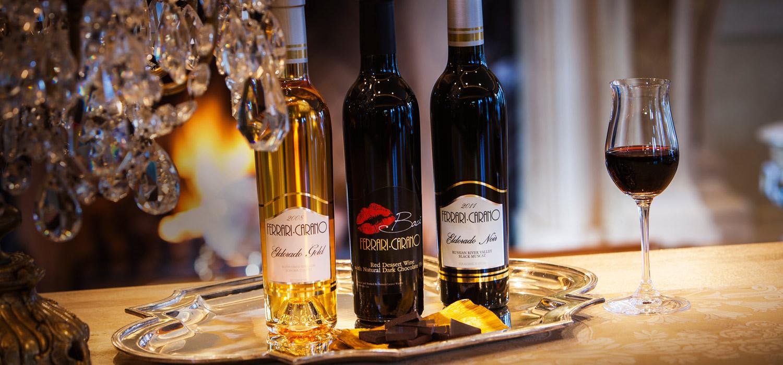 Wine And Dessert  Wine Wednesday Dessert Wines