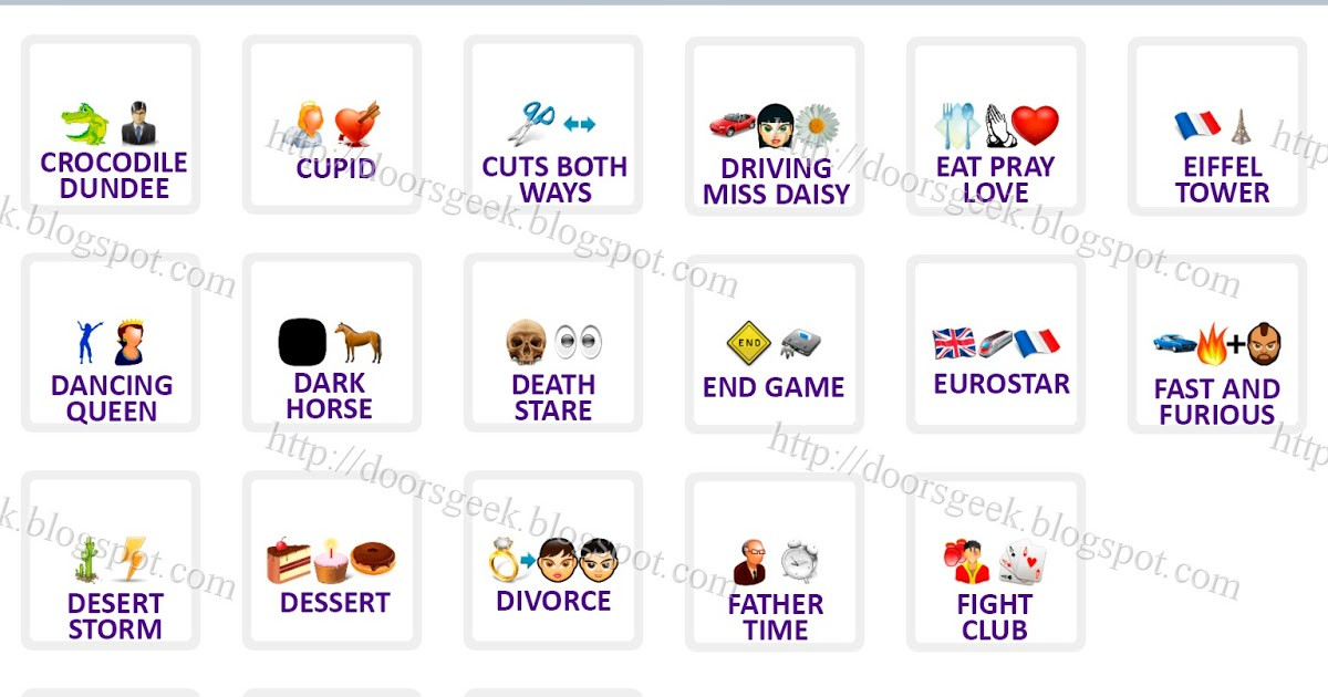 """Wordbrain 2 Sweets And Desserts  Logo Quiz Emoji [Level 13] Answers by """"bubble quiz games"""
