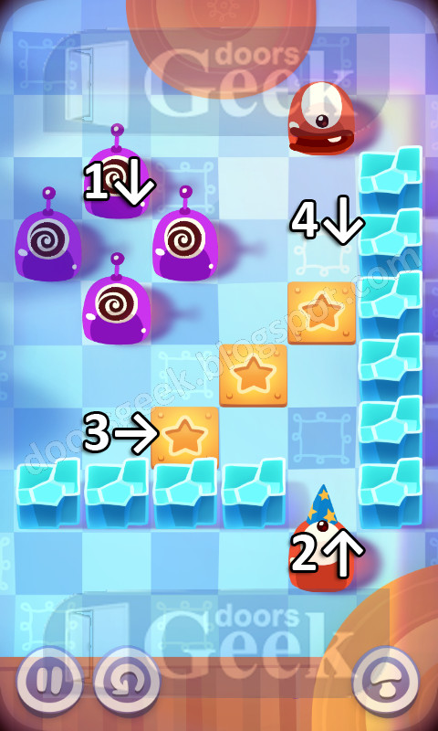 Wordbrain 2 Sweets And Desserts  Pudding Monsters Room Invaders Level 2 9 Crown Walkthrough