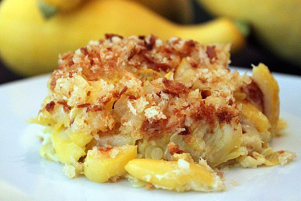 Yellow Squash Casserole Recipes  Summer Squash