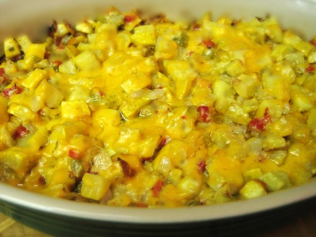 Yellow Squash Casserole Recipes  Yellow Squash Casserole