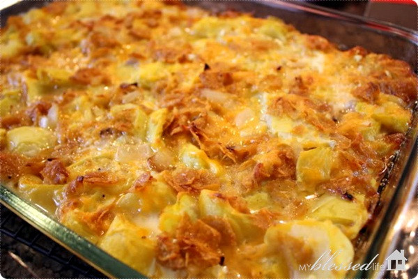 Yellow Squash Casserole Recipes  Squash Casserole