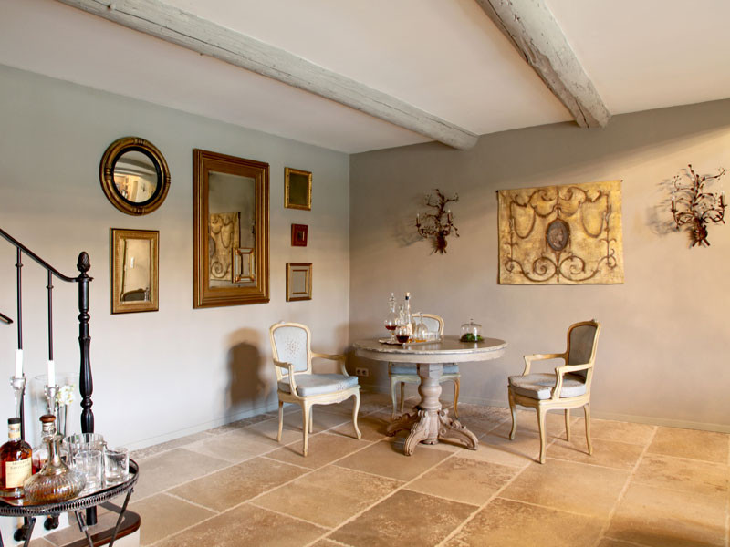 You Own A Bed And Breakfast In Southern France  L Atelier du Renard Argenté
