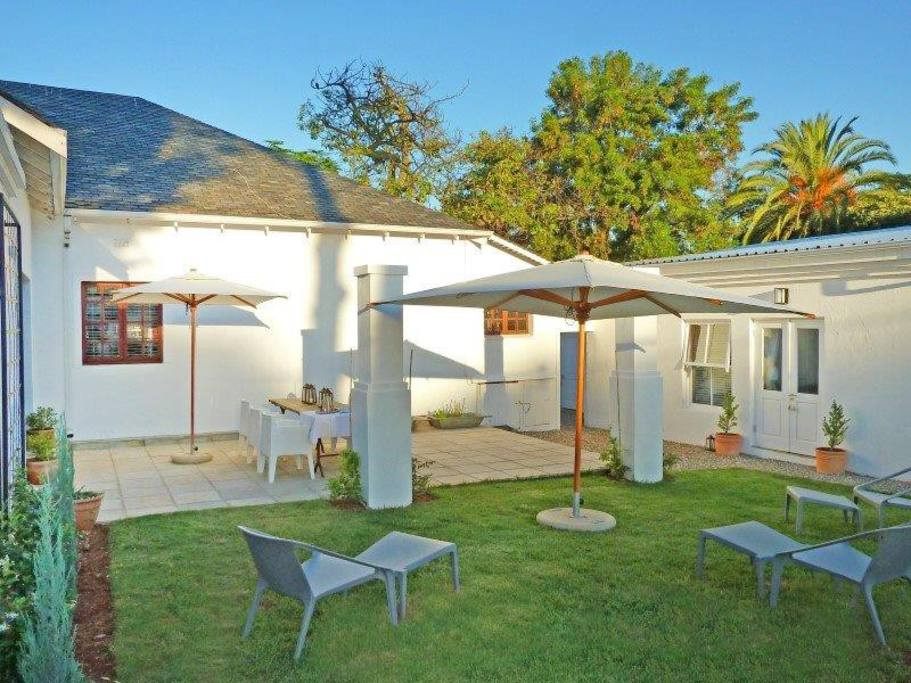 You Own A Bed And Breakfast In Southern France  Houghton Estate B&B Upmarket and Affordable Bed and