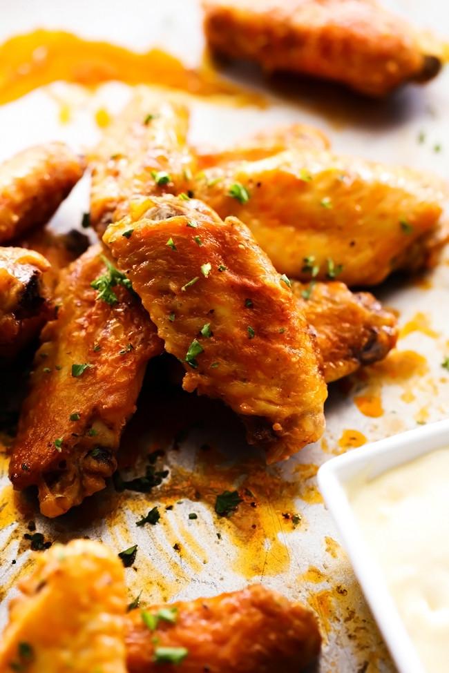 Zaxby'S Chicken Fingers & Buffalo Wings  Buffalo Chicken Wings Chef in Training