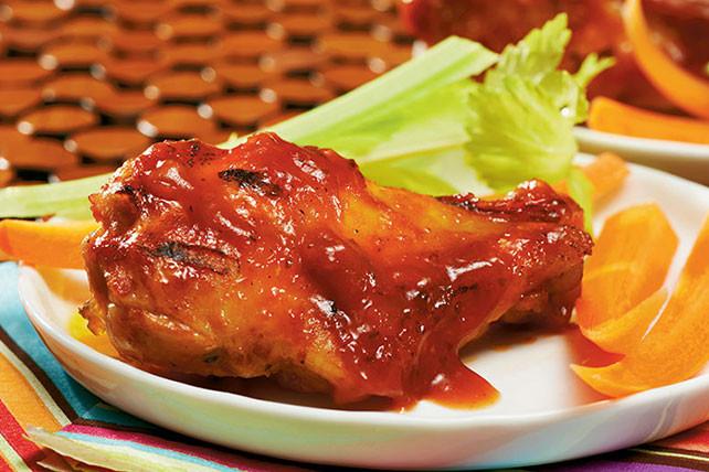 Zaxby'S Chicken Fingers & Buffalo Wings  Baja Buffalo Chicken Wings Kraft Recipes