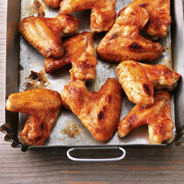 Zaxby'S Chicken Fingers & Buffalo Wings  Chicken Wings Rezept