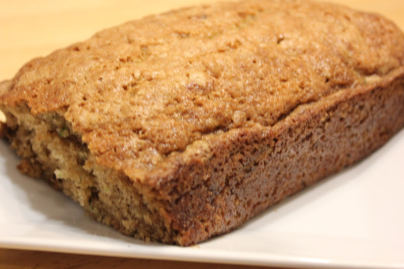 Zucchini Bread Paula Deen  THE BUSY MOM CAFE Zucchini Bread