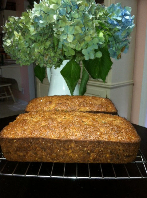 Zucchini Bread Paula Deen  Zucchini bread from Paula Deen s Southern Cooking Bible