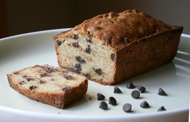 Zucchini Bread Paula Deen  Chocolate Chip Zucchini Bread Recipe Food