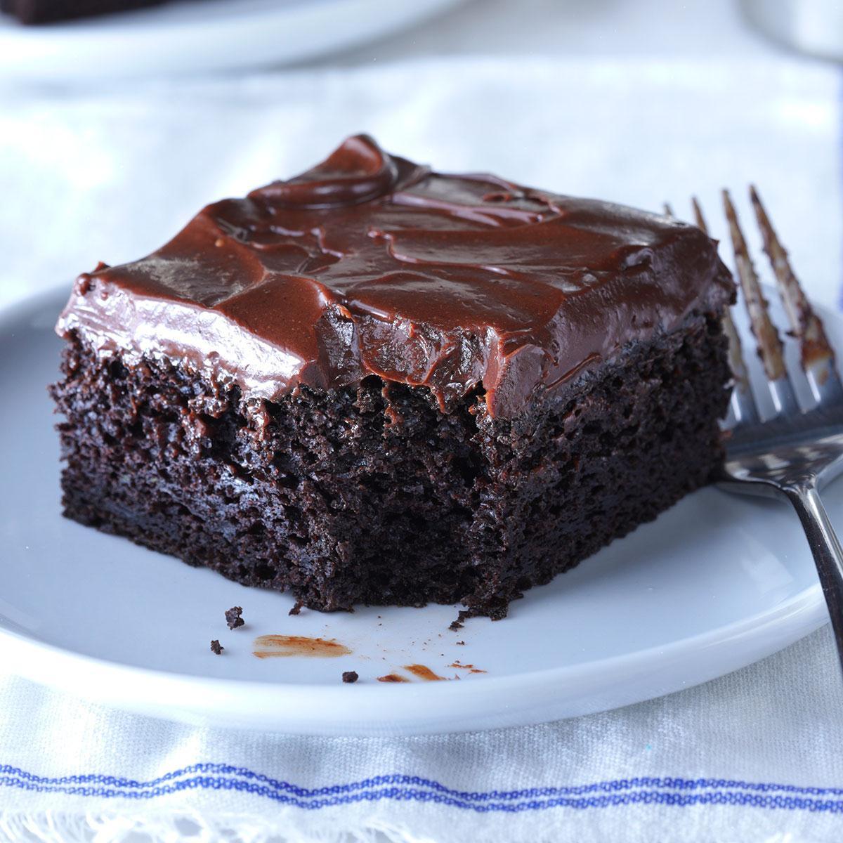 Zucchini Cake Recipes  Sue s Chocolate Zucchini Cake Recipe