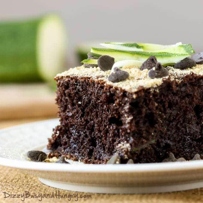 Zucchini Cake Recipes  easy zucchini cake
