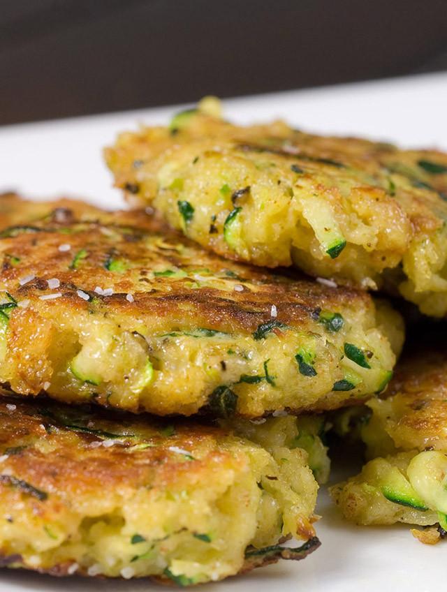 Zucchini Cakes Recipes  Zucchini Cakes Life s Ambrosia