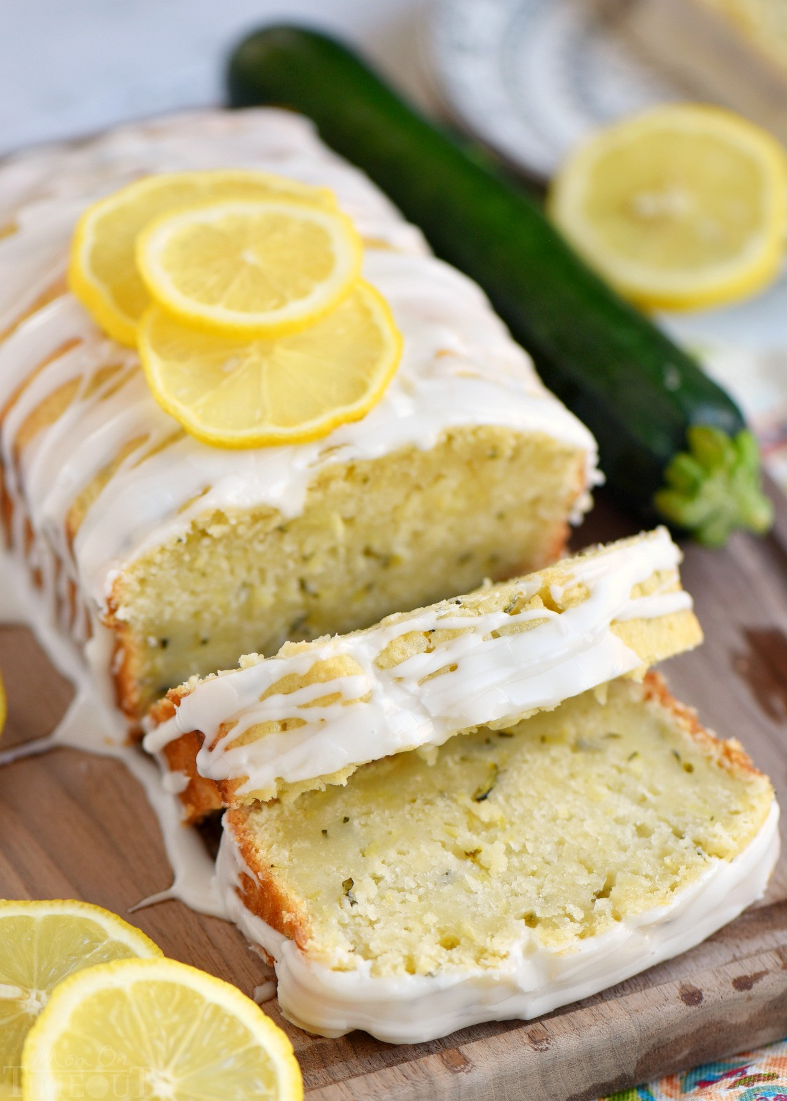 Zucchini Cakes Recipes  Lemon Zucchini Cake Mom Timeout