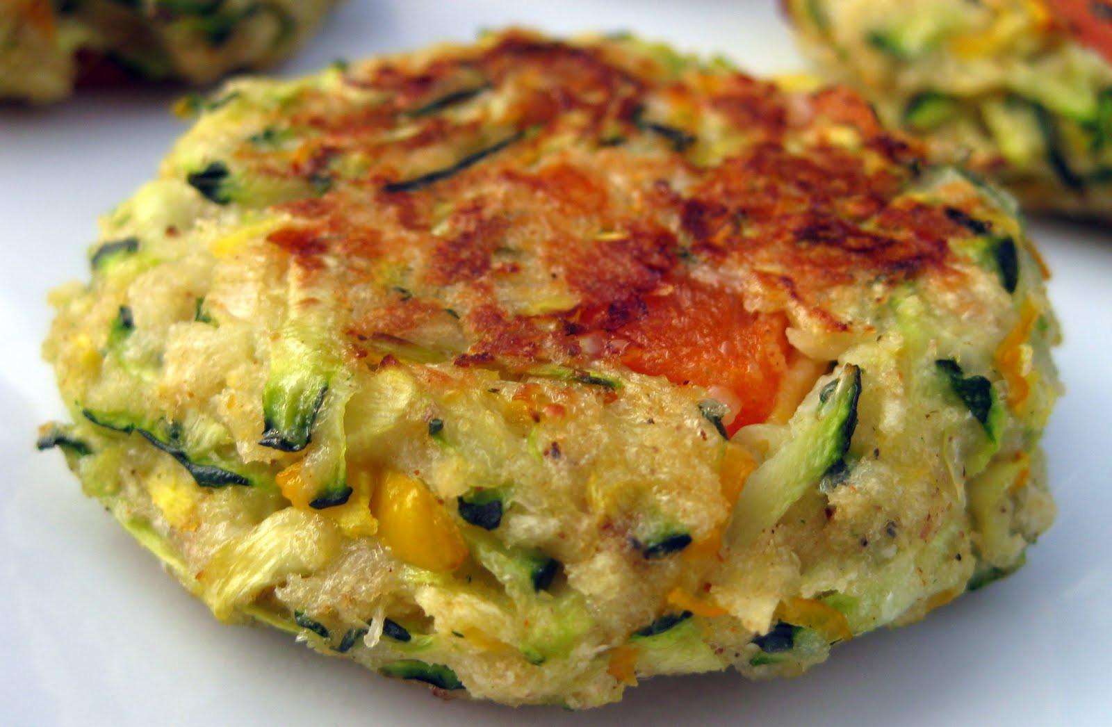 Zucchini Cakes Recipes  Karis Kitchen
