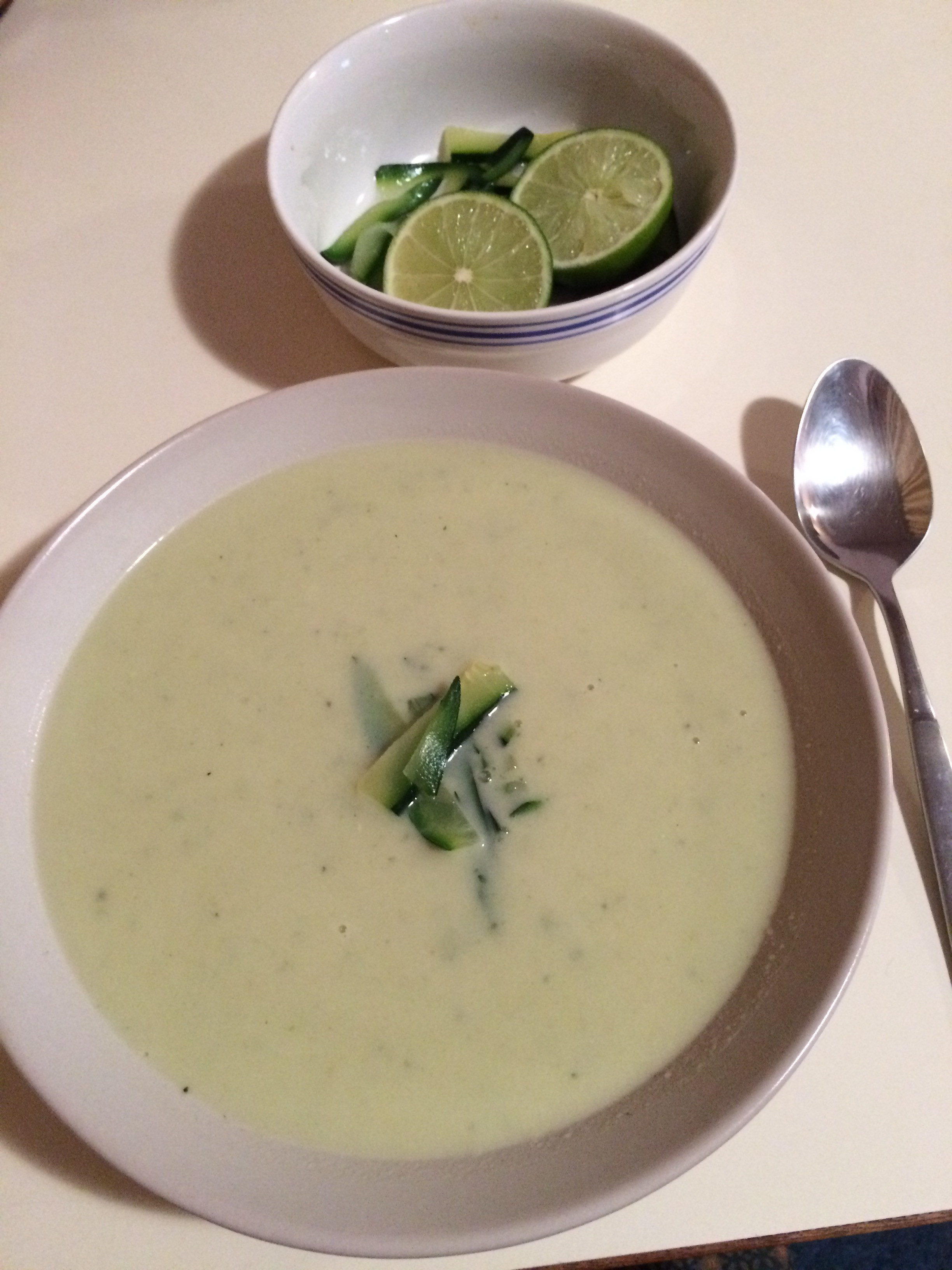 Zucchini Soup Recipe  Spicy Zucchini Soup Recipe — Dishmaps