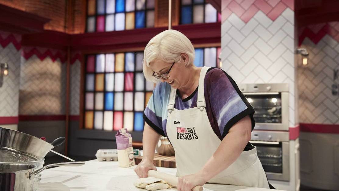 """Zumbo'S Just Desserts Kate  Zumbo s Just Desserts winner """"all desserted out"""""""